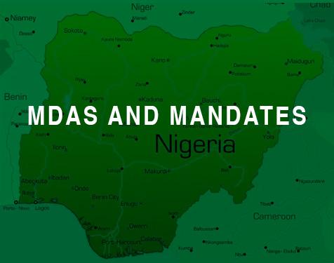 MDAS AND MANDATES